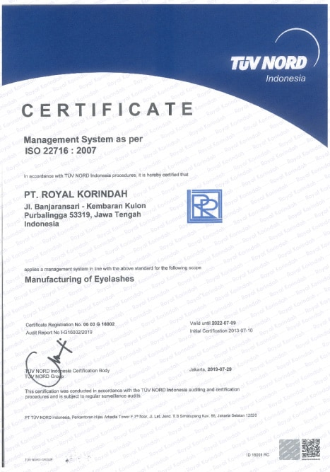 Cert-GMP-Royal-Korindah