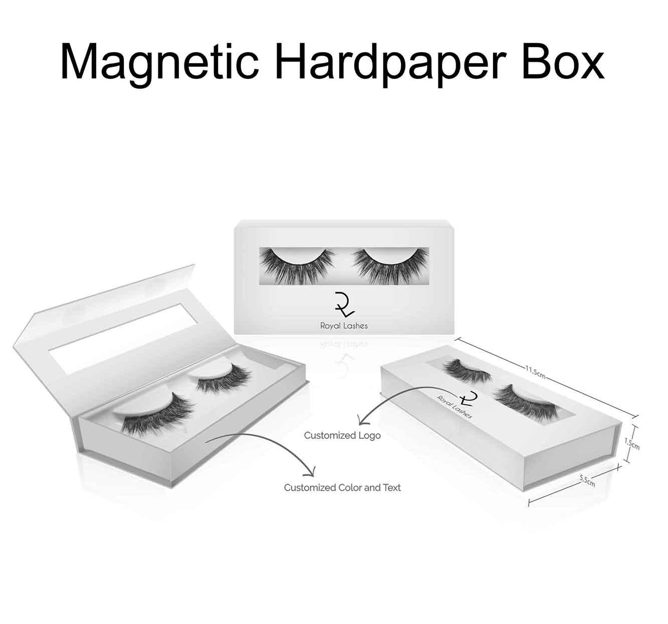 Magnetic-Hardpaper-Box