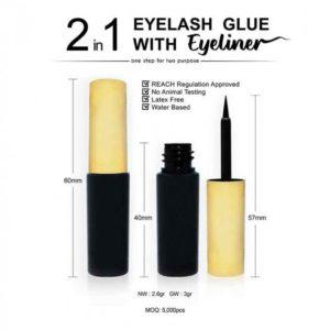 Sticky-Eyeliner