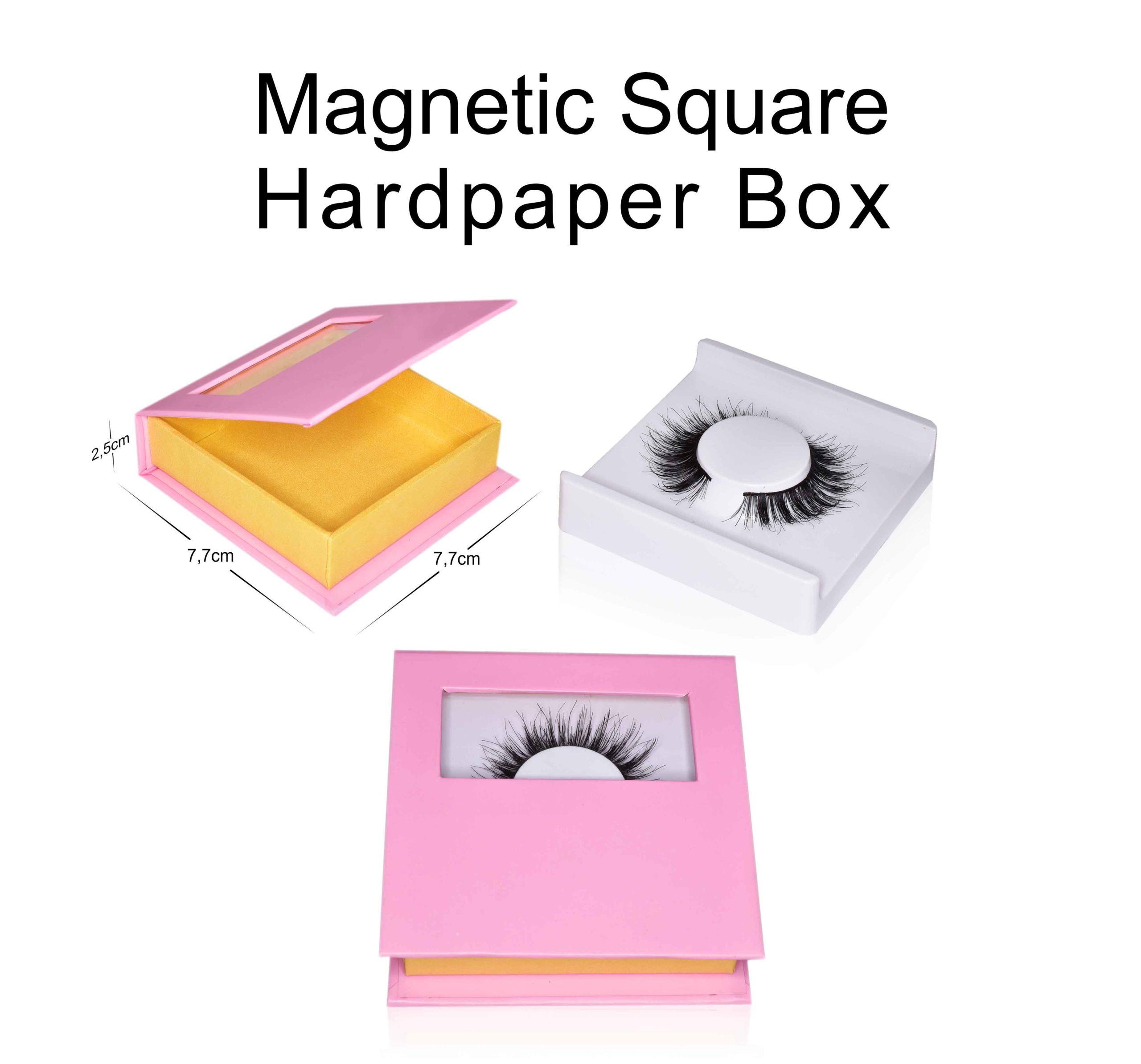 Magnetic-Square-Hardpaper-Box
