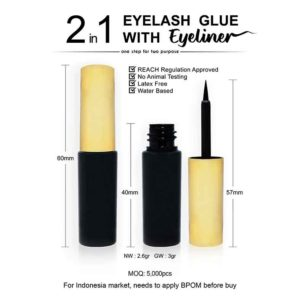 3 Sticky-Eyeliner